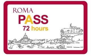 Roma Pass 72 uur