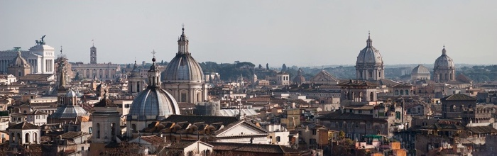 panoramafoto Rome